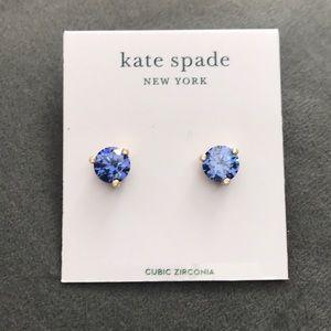 Kate spade cubic zirconia earrings